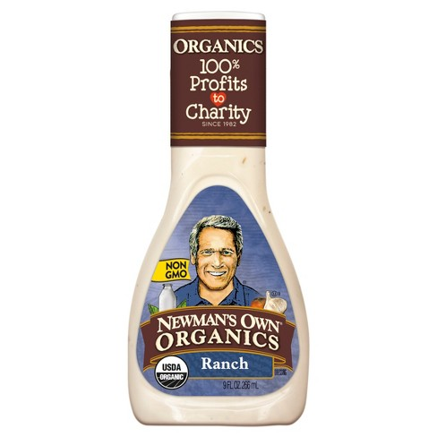 Newman's Own® Organics Ranch - 9oz - image 1 of 1