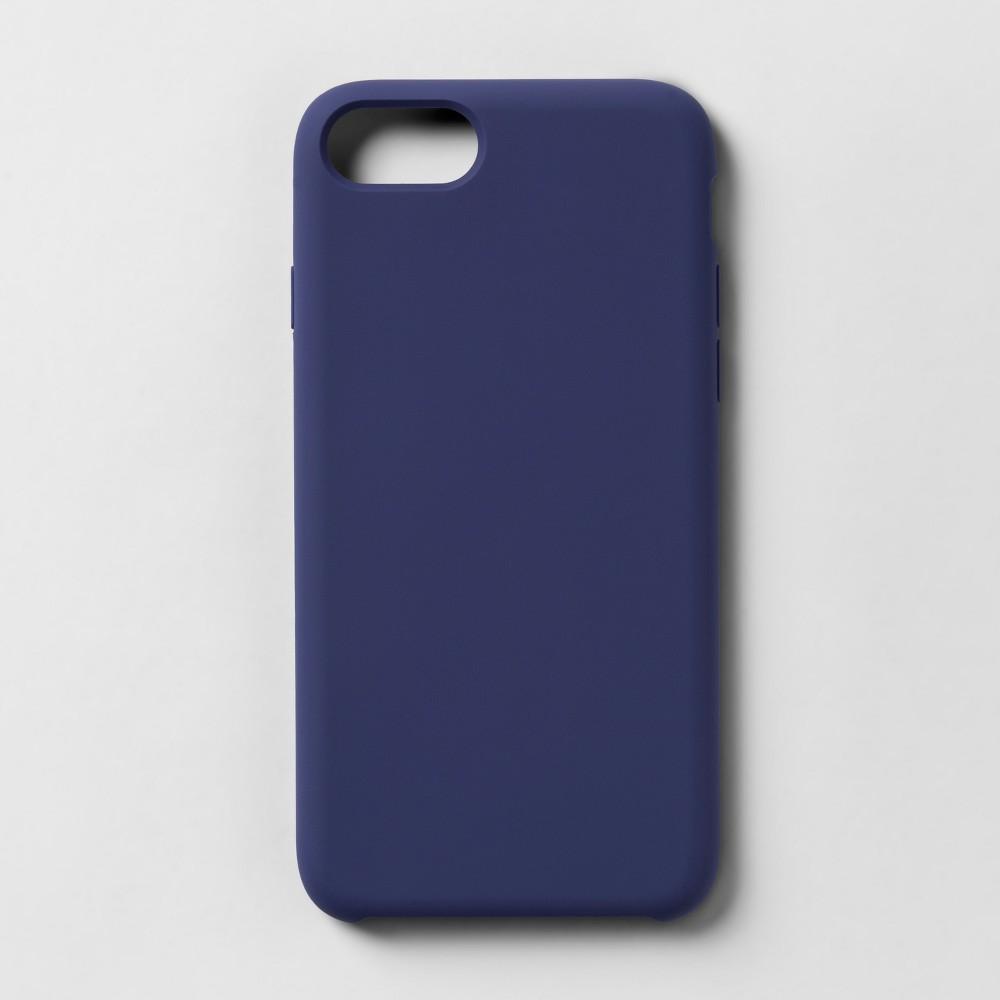 heyday Apple iPhone 8/7/6s/6 Silicone Case - Purple