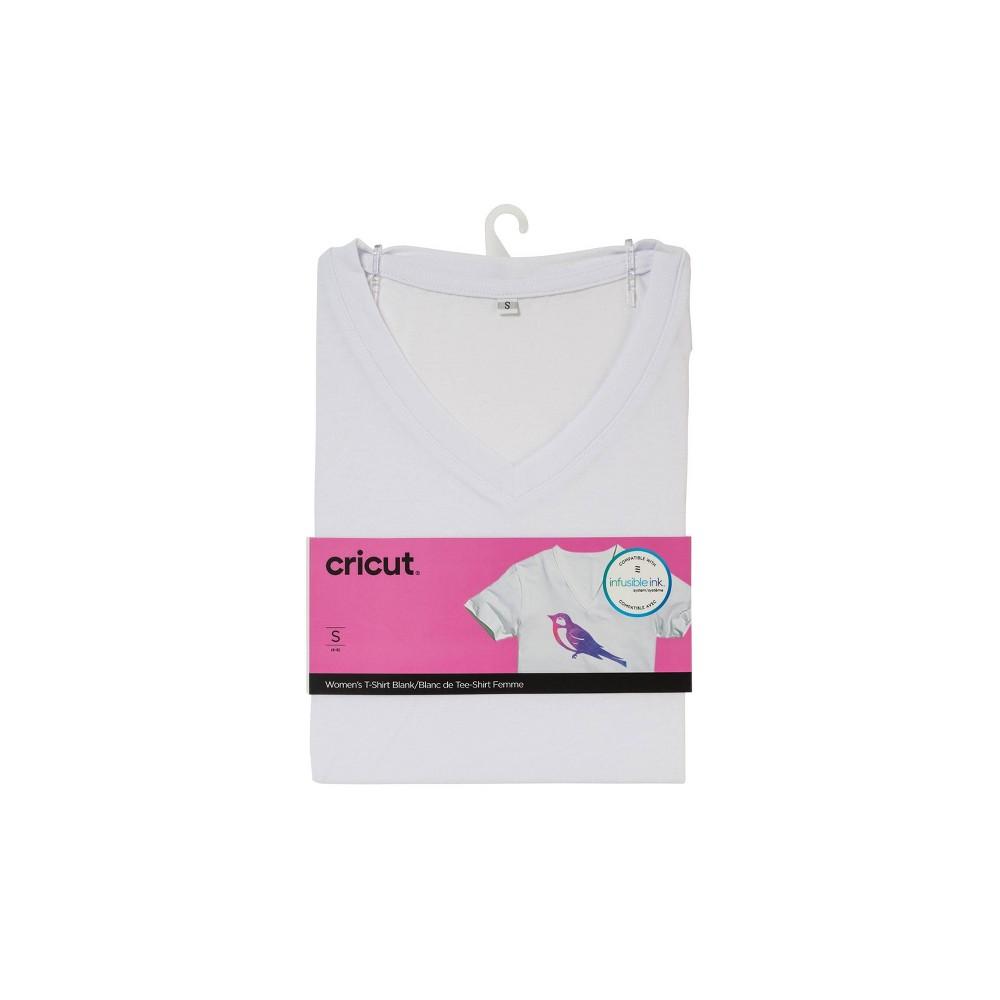 Cricut Women 39 S V Neck T Shirt Small