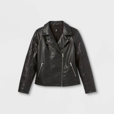 Girls' Moto Jacket - art class™