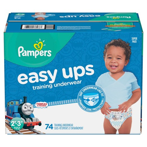 f37f6bd9e7b Pampers Easy Ups Thomas   Friends Training Underwear (Select Size)- Boys