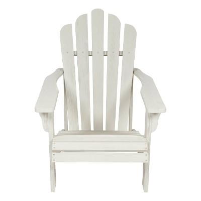 Westport II Adirondack Chair with HYDRO-TEX™ finish  - Shine Company Inc.