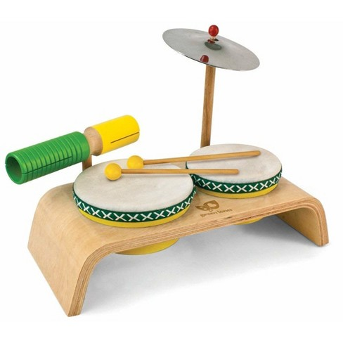 Hohner Green Tones Beginner Drum Set Target