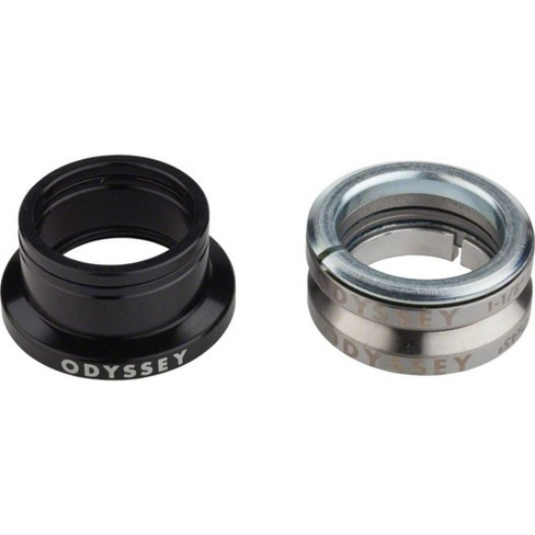 New Odyssey Integrated 1-1//8 45x45 Polished Headset with Conical Spacer