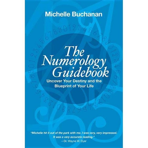 The Numerology Guidebook - by  Michelle Buchanan (Paperback) - image 1 of 1