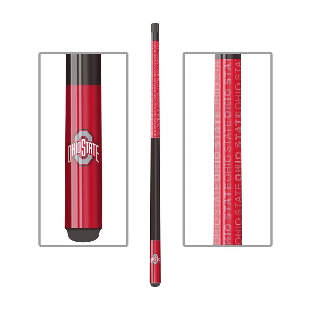 Ncaa Ohio State Buckeyes Cue Stick