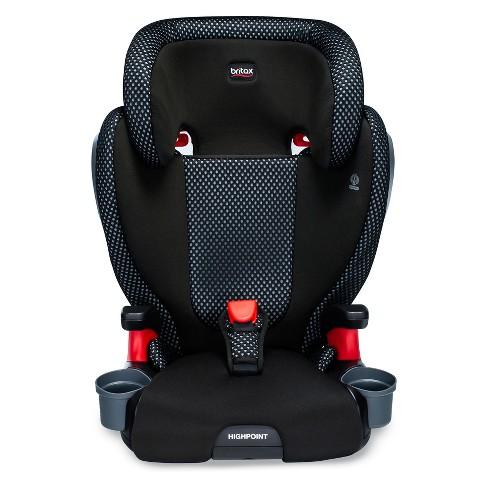 Britax Highpoint Cool Flow Booster Car Seat