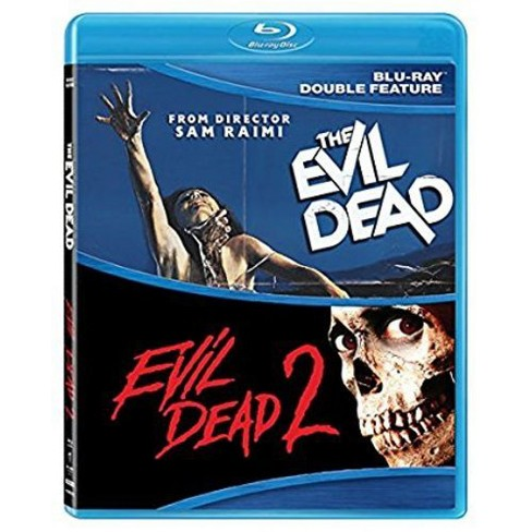 Evil Dead 1 & 2 Double Feature (Blu-ray) - image 1 of 1