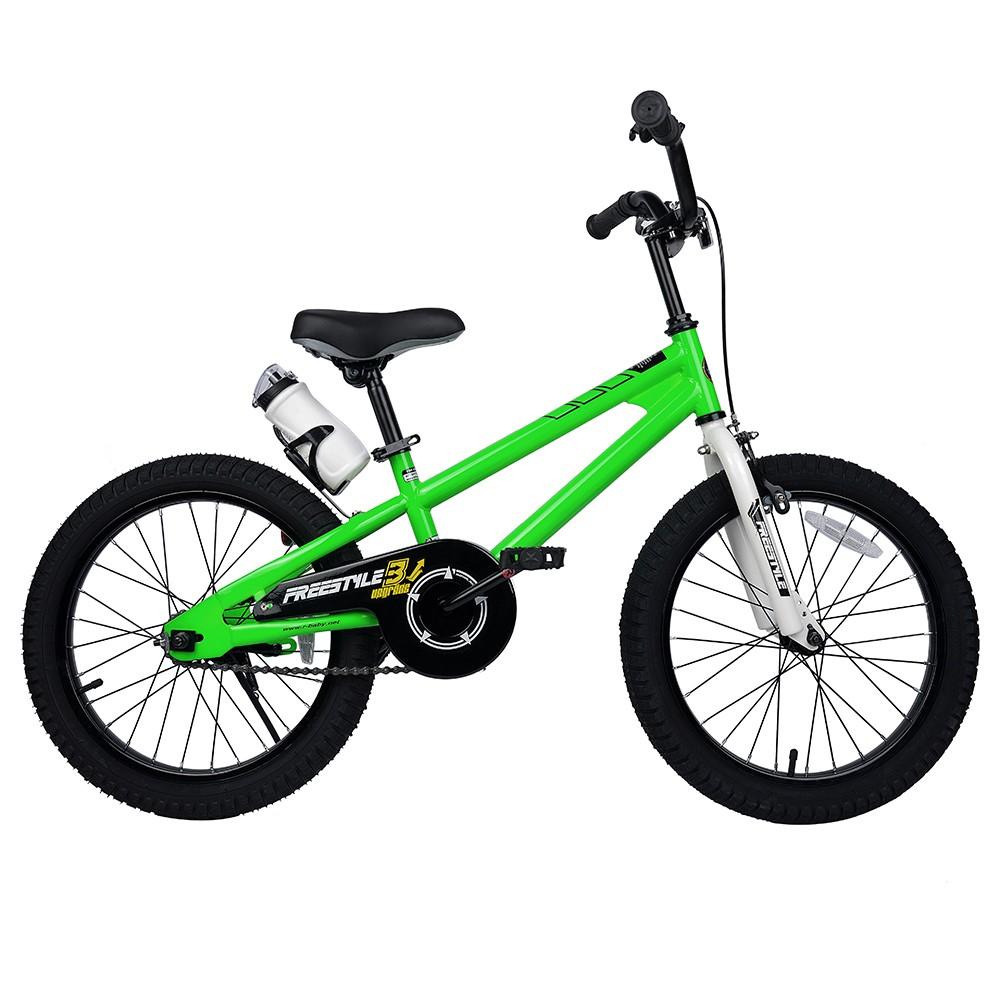 Royalbaby Freestyle 18 34 Kids 39 Bike Green