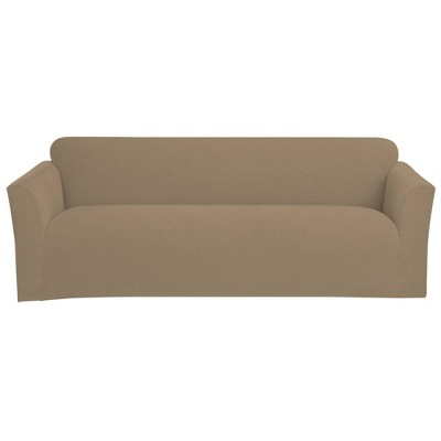 Stretch Pindot Sofa Slipcover - Sure Fit