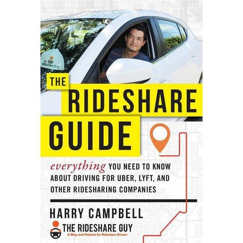 The Rideshare Guide - by  Harry Campbell (Paperback) - image 1 of 1