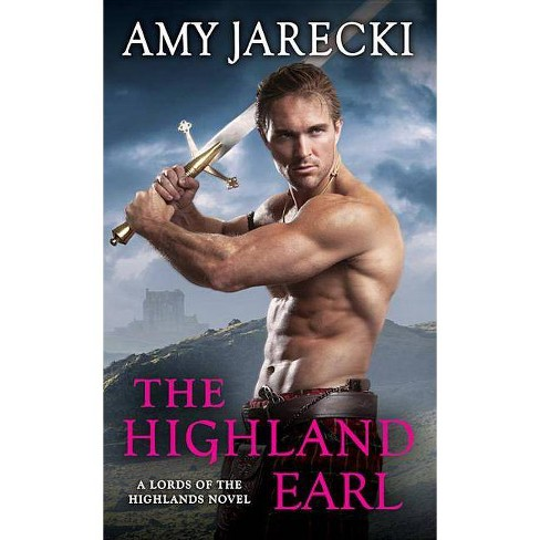 Highland Earl -  (Lords of the Highlands) by Amy Jarecki (Paperback) - image 1 of 1