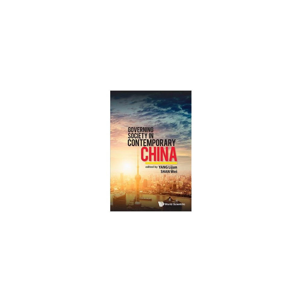 Governing Society in Contemporary China (Vol 2) (Hardcover)