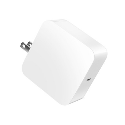 Insten Portable 60W USB Type C Quick Fast Wall Charger Compatible with iPhone 12/12 Pro Max/Mini/SE/11/Xs/XR, iPad Air, Samsung, Laptop, MacBook