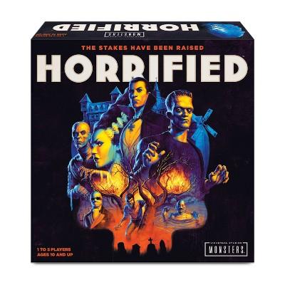 Horrified Board Game