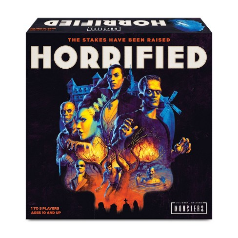 Horrified Board Game - image 1 of 4
