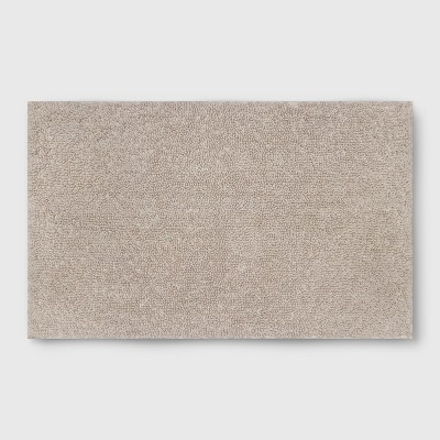 Soft Solid Bath Mat Sandalwood Tan - Opalhouse™