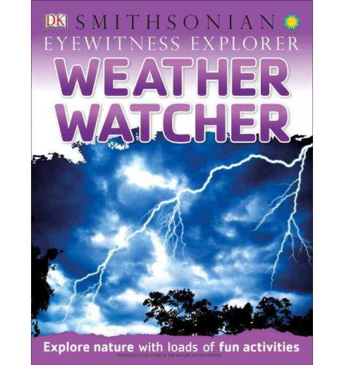 Weather Watcher (Reissue) (Paperback) (John Woodward) - image 1 of 1