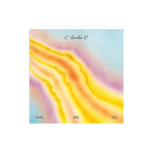 E Ruscha V - Who Are You (CD) - image 1 of 1