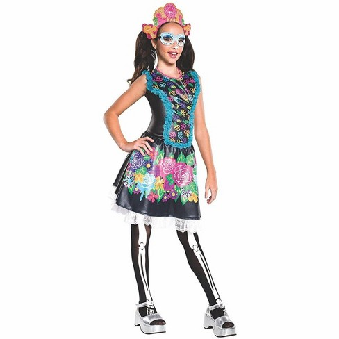 Rubie's Monster High Skelita Calaveras Costume Child - image 1 of 1