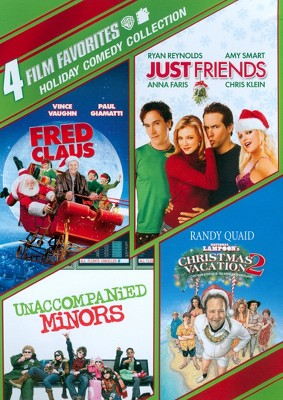 Holiday Comedy Collection: 4 Film Favorites (DVD)