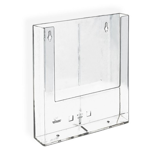 Azar Trifold Wall Mount Brochure Holder 10ct - image 1 of 2
