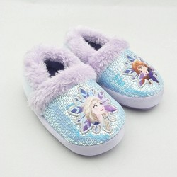 Toddler Girls' Disney Frozen Ballet Slippers
