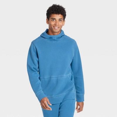 Men's Premium Washed Fleece Hoodie - All in Motion™