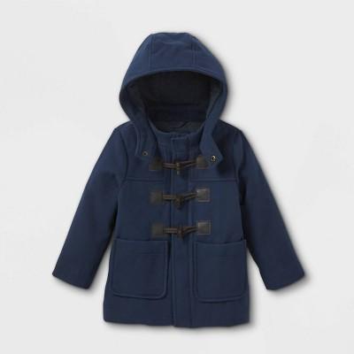Toddler Duffel Jacket - Cat & Jack™ Navy