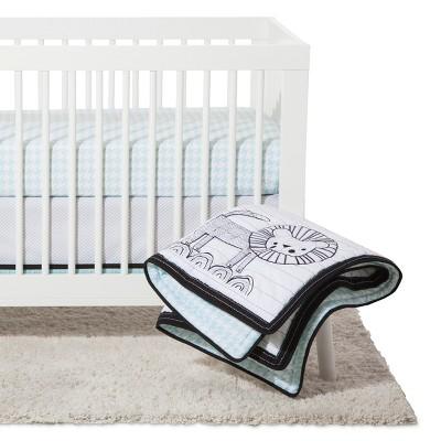 NoJo® Crib Bedding Set 4pc - Roar