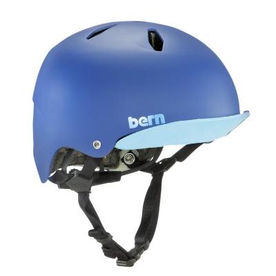Bern Comet Kids' Helmet - Dark Blue