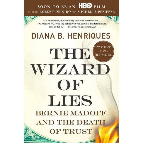 The Wizard of Lies - by  Diana B Henriques (Paperback) - image 1 of 1