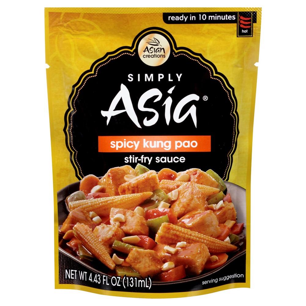 Simply Asia Spicy Kung Pao Stir-Fry Sauce - 4.43 Oz