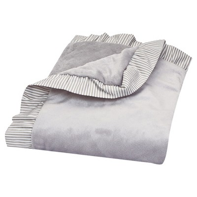 Trend Lab Receiving Blanket - Gray