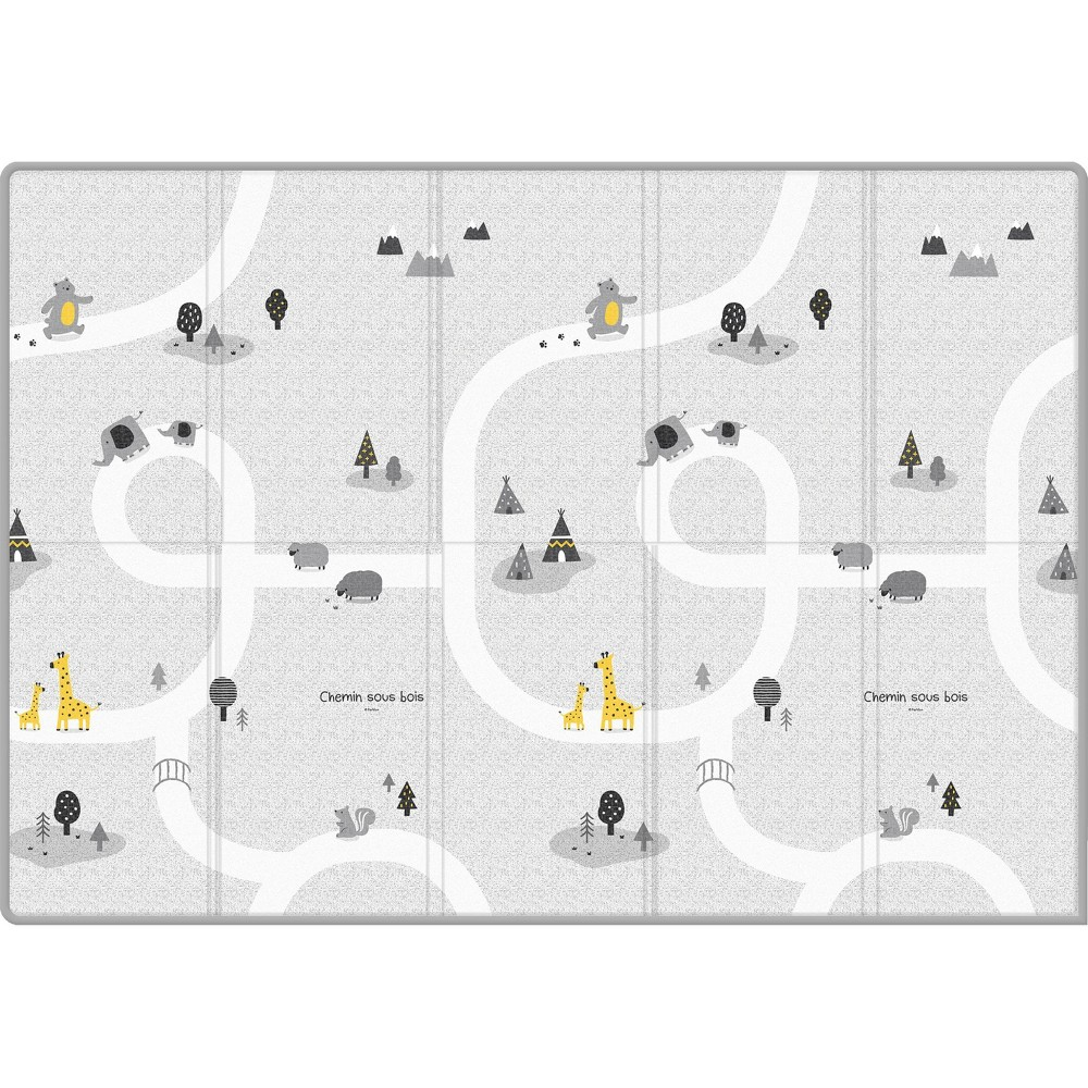 Image of Parklon LeMans Silky Folding Baby Play Mat