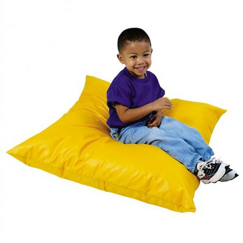 Excellent Childrens Factory Yellow Cuddle Up Pillow Alphanode Cool Chair Designs And Ideas Alphanodeonline