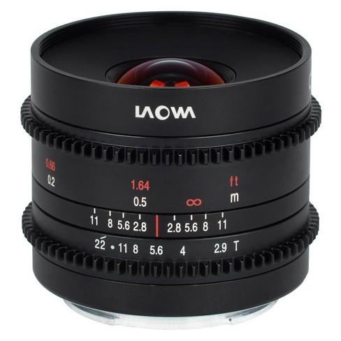 Laowa 9mm T2.9 Zero-D Cine Lens for Sony E - image 1 of 4