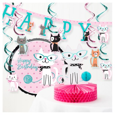 Creative Converting Party Decorating Kit