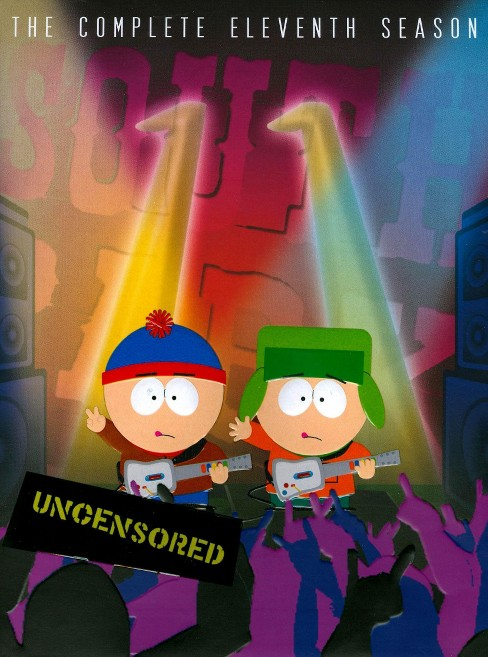 South Park: The Complete Eleventh Season [3 Discs] - image 1 of 1