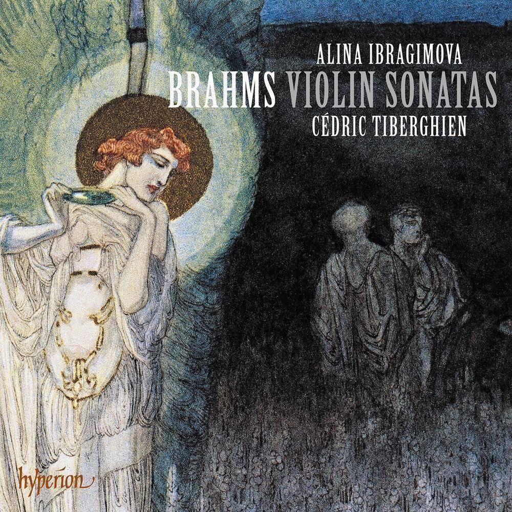 Alina Ibragimova Brahms Violin Sonatas Cd