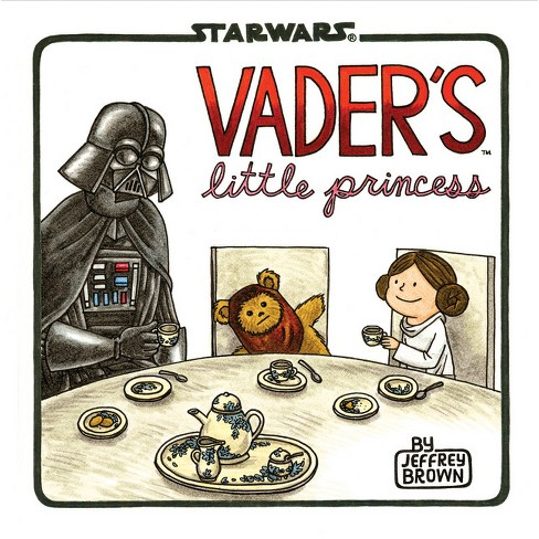 Vader's Little Princess (Hardcover) by Jeffrey Brown - image 1 of 4