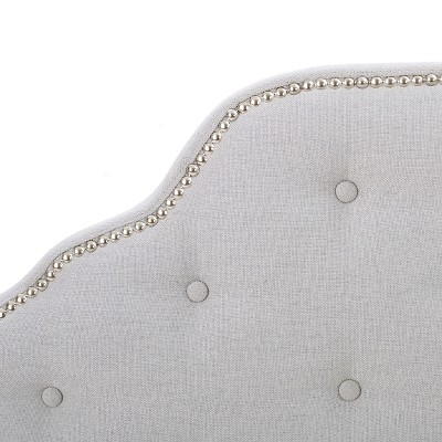 Silas Studded Headboard Full/Queen - Christopher Knight Home : Target