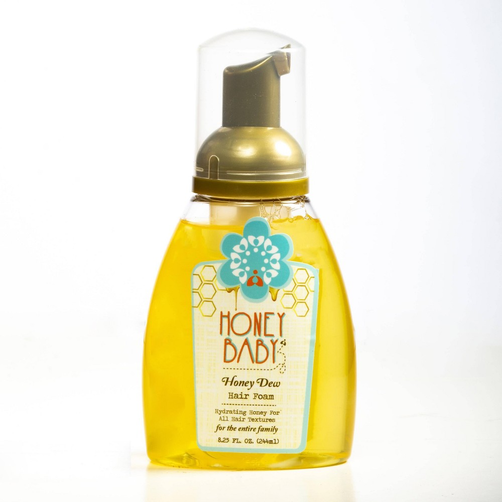 Image of Honey Baby Honey Dew Hair Foam - 8.25 fl oz
