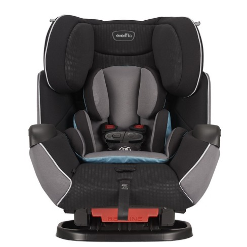 Evenflo Platinum Symphony LX All In One Car Seat