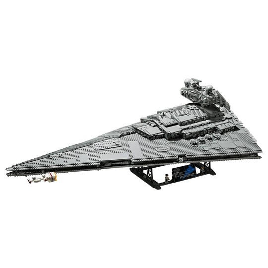 LEGO Star Wars: A New Hope Imperial Star Destroyer 75252 Building Kit image number null