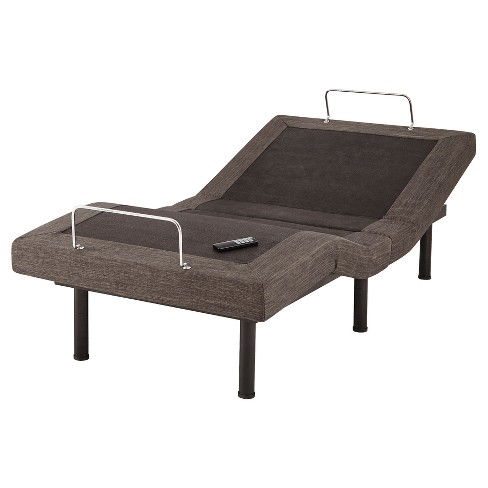 Electric Adjustable Bed Frame Twin XL Gray - Eco Dream - image 1 of 4