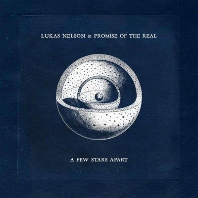 Lukas Nelson & Promise Of The Real - A Few Stars Apart (Black w/ White Splatter LP) (Vinyl)