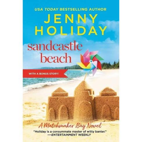 Sandcastle Beach - (Matchmaker Bay) by Jenny Holiday (Paperback) - image 1 of 1