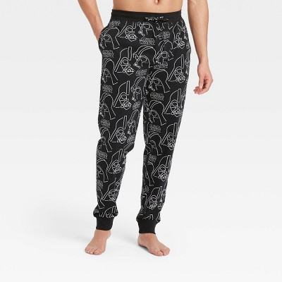 Men's Star Wars Pajama Pants - Black