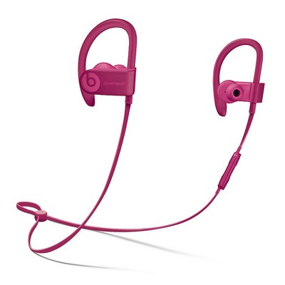 f636ca2b88e844 Powerbeats3 Wireless Earphones – Neighborhood Collection – Brick Red ...